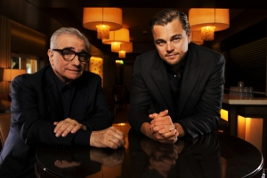 """The Wolf of Wall Street"" marks director Martin Scorsese and actor Leonardo DiCaprio's fifth collaboration."